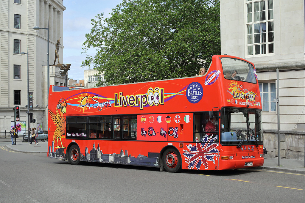 304 W631PSX, Liverpool 26/6/2017