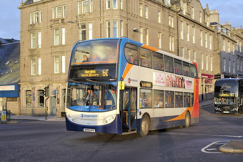 19541 SP59APV, Aberdeen 27/10/2017