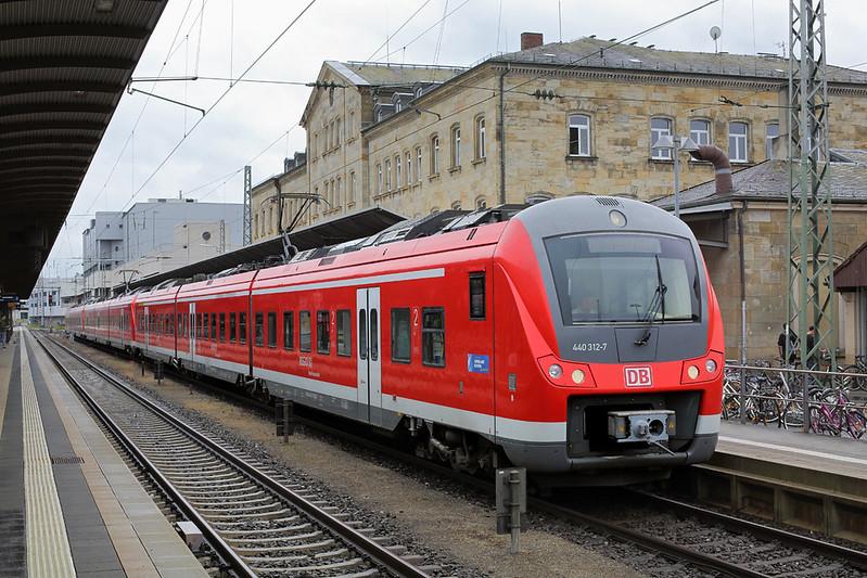 440312 Bamberg 29/6/2017<br /> RB58054 1538 Bamberg-Schlüchtern