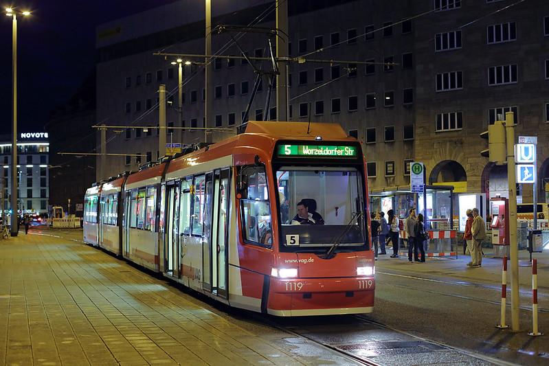 1119 Hauptbahnhof 29/6/2017