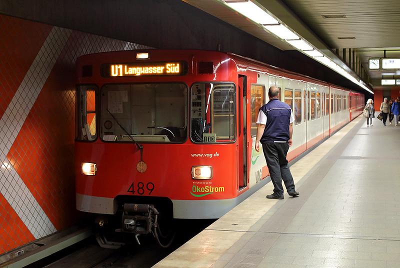 489 Hauptbahnhof 29/6/2017