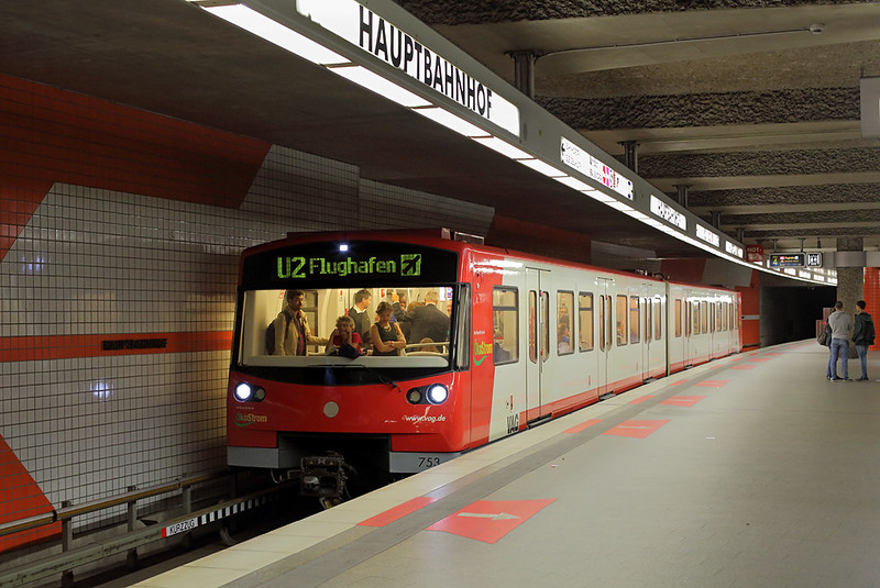 753 Hauptbahnhof 29/6/2017