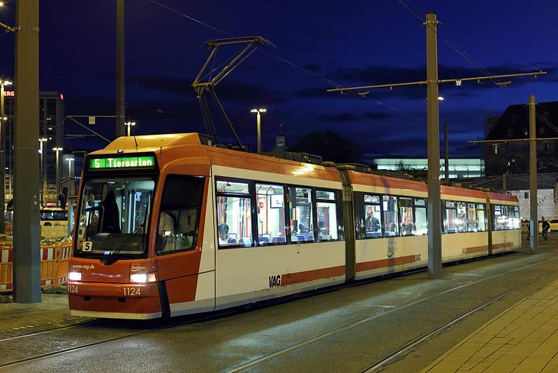 1124 Hauptbahnhof 29/6/2017