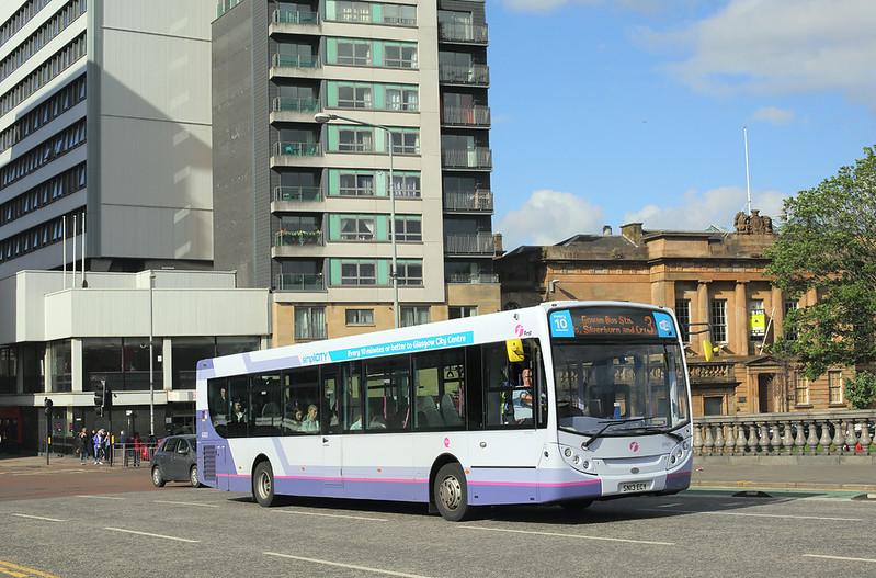 67831 SN13ECY, Glasgow 30/5/2017