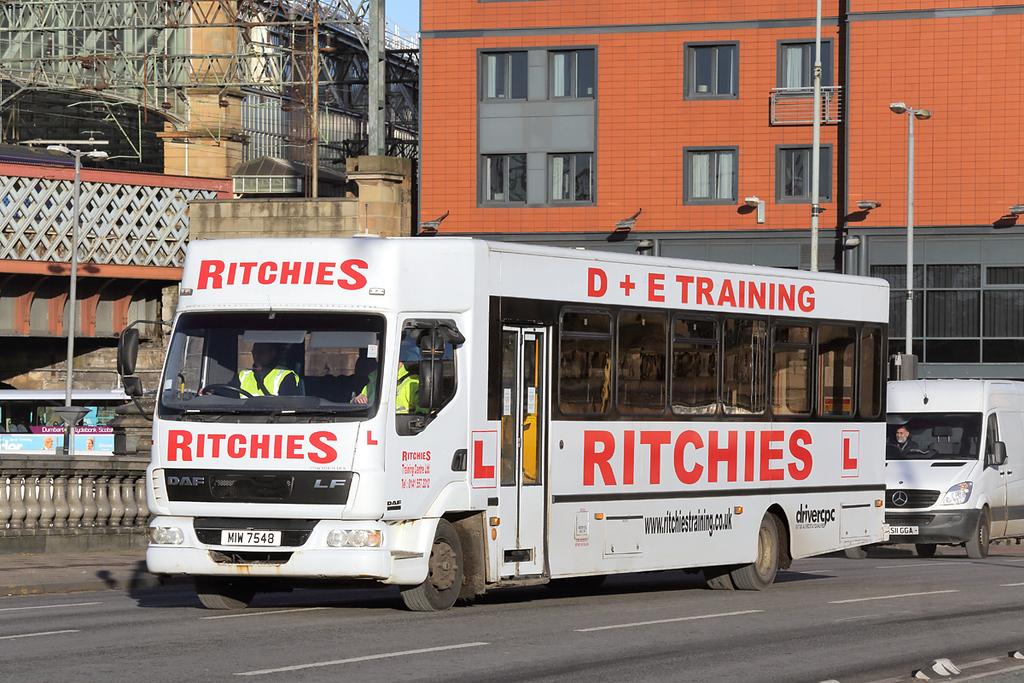 Ritchies Training MIW7548, Glasgow 30/11/2017