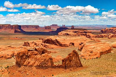 Hunt's Mesa Vista