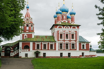 St Dimitri on the Blood in Uglich