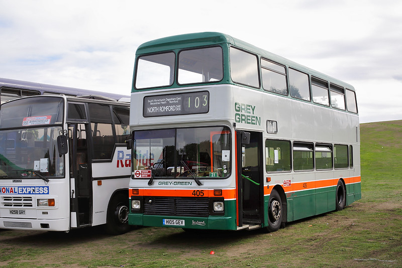 405 H105GEV, Heaton Park 2/9/2018