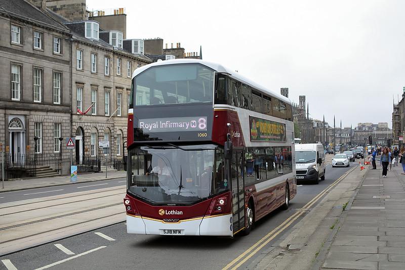 1060 SJ18NFM, Edinburgh 4/6/2018