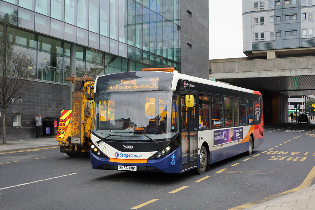 26080 SN66WMP, Newcastle 5/2/2018