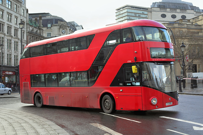 LT55 LTZ1055, Trafalgar Square 6/3/2018