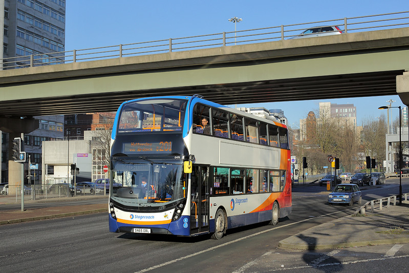 10478 SN65OBL, Manchester 7/2/2018