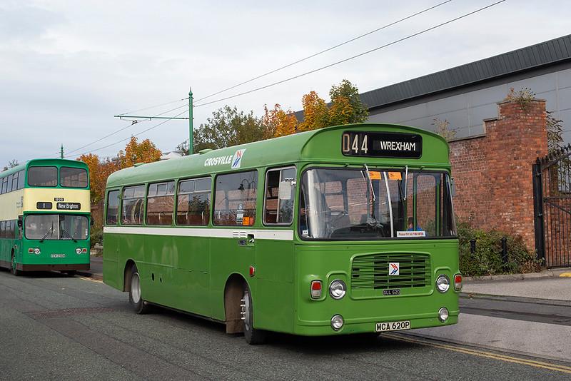 SLL620 MCA620P, Birkenhead 7/10/2018