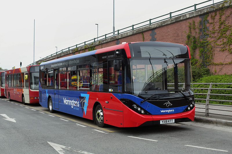 210 YX18KTT, Warrington 11/5/2018