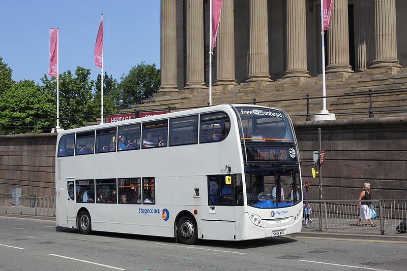 19031 SN56AVX, Liverpool 11/6/2018