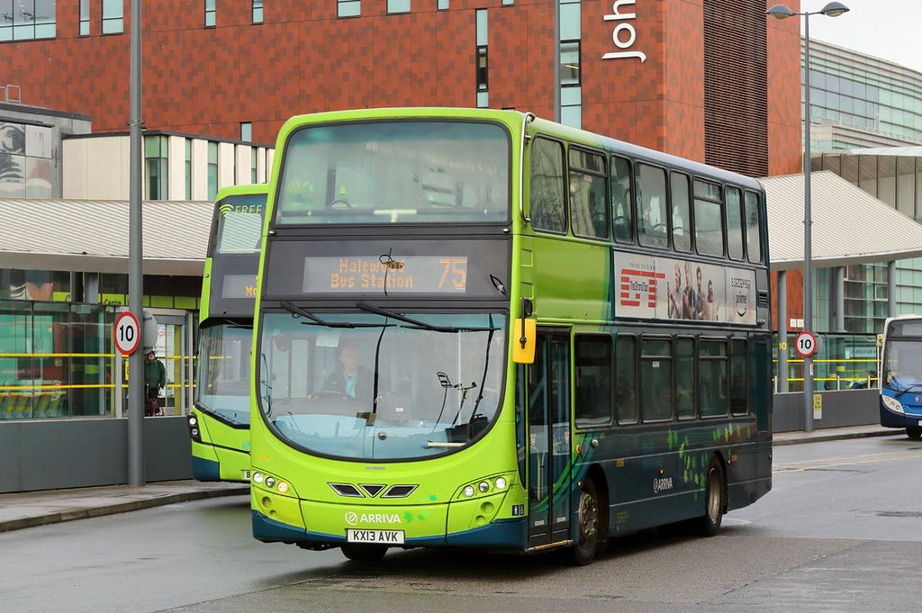 4854 KX13AVK, Liverpool 13/2/2018