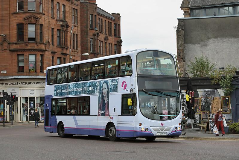 37182 SF07FDP, Glasgow 13/7/2018