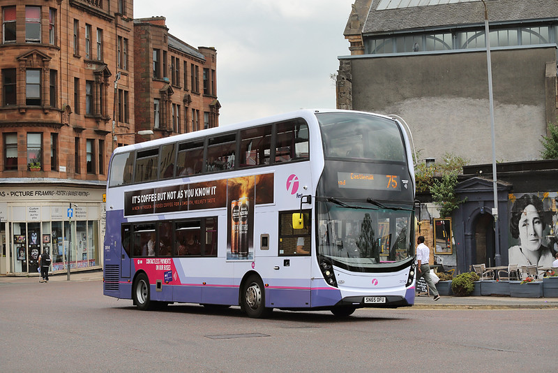 33979 SN65OFU, Glasgow 13/7/2018