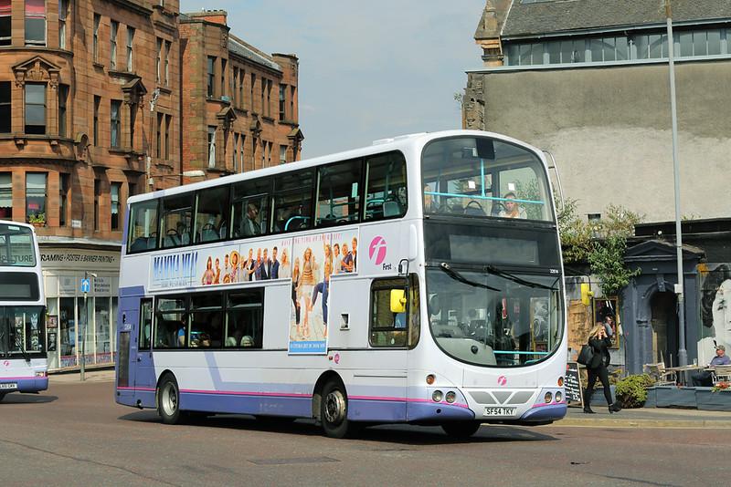 32614 SF54TKY, Glasgow 13/7/2018