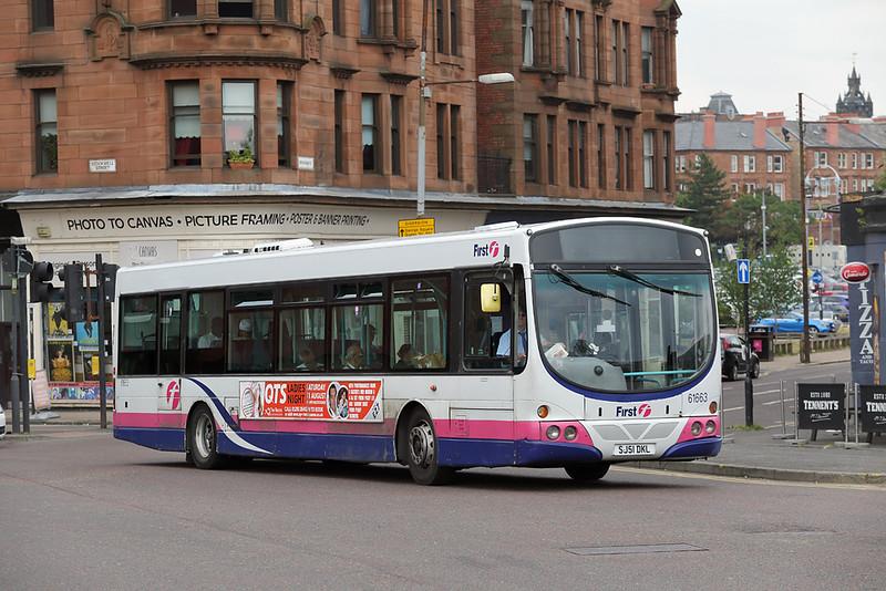 61663 SJ51DKL, Glasgow 13/7/2018