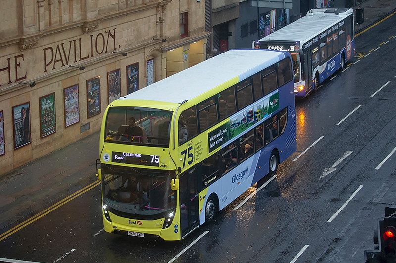 33203 SK68LWP, Glasgow 13/10/2018