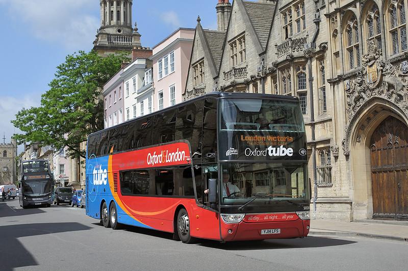 50280 YJ14LFS, Oxford 14/6/2018