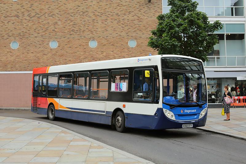 36173 KX60DTY, Coventry 16/8/2018