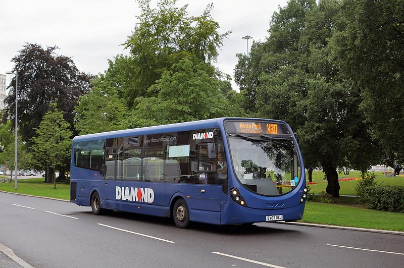 30161 BV63OEU, Coventry 16/8/2018