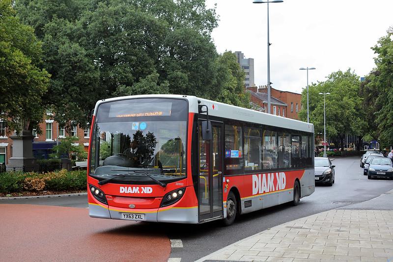 30902 YX63ZXL, Coventry 16/8/2018