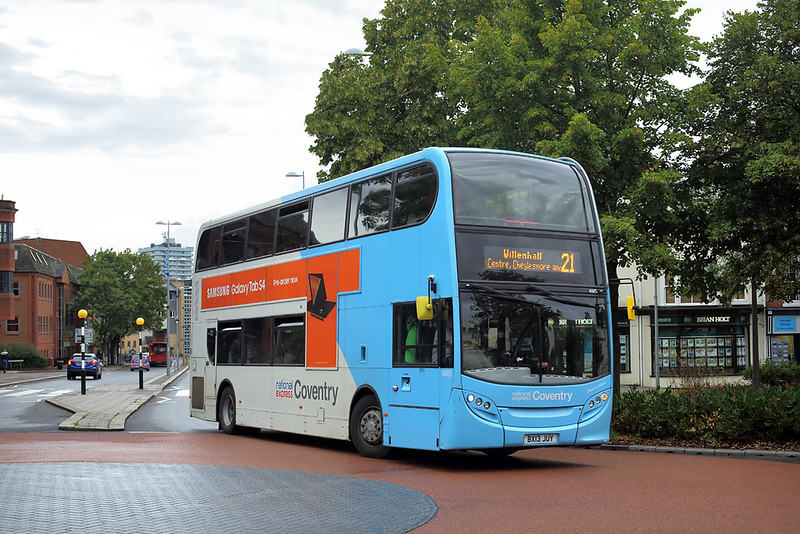 4885 BX13JUY, Coventry 16/8/2018