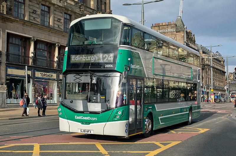 20006 SJ18NFX, Edinburgh 16/9/2018