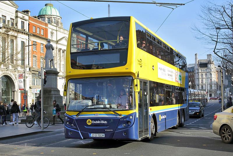 VT34 07-D-70034, Dublin 18/4/2018