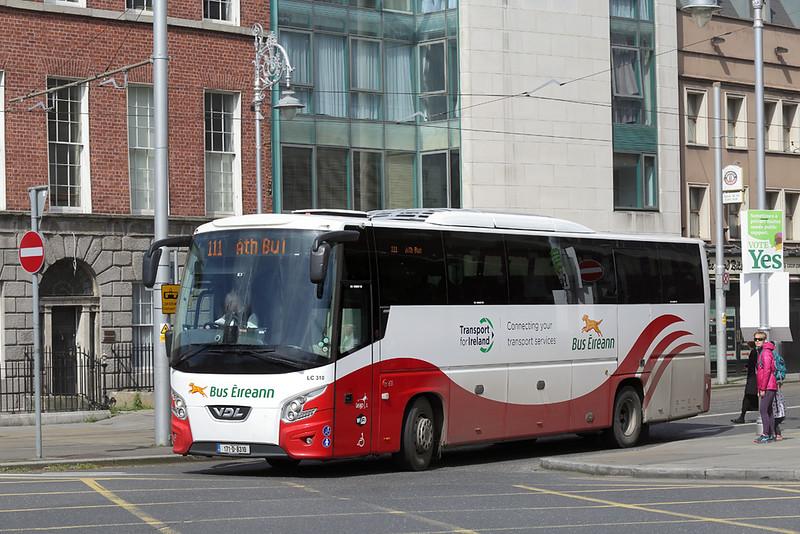 LC310 171-D-8310, Dublin 18/4/2018