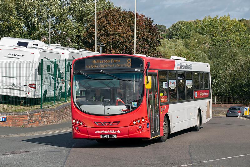 2099 BX12DDK, Stourbridge 18/9/2018
