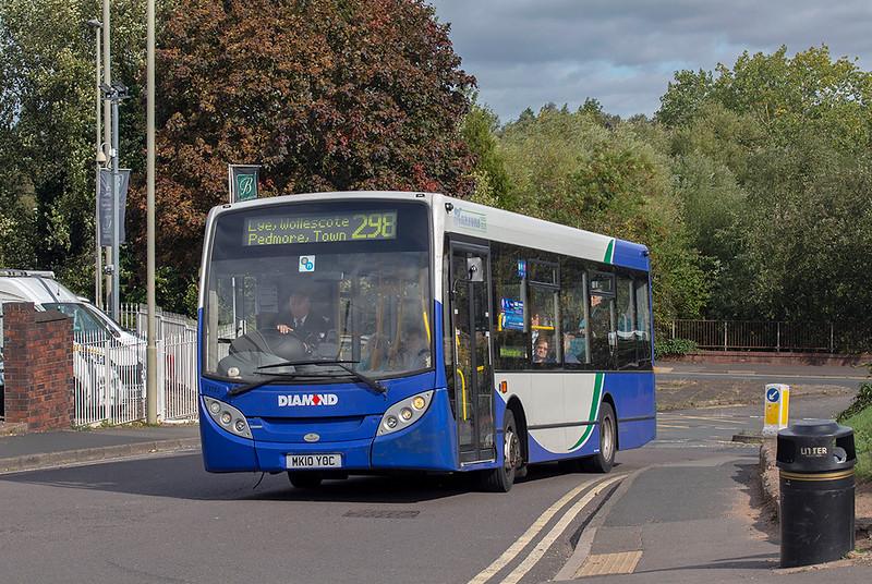 21102 MK10YOC, Stourbridge 18/9/2018