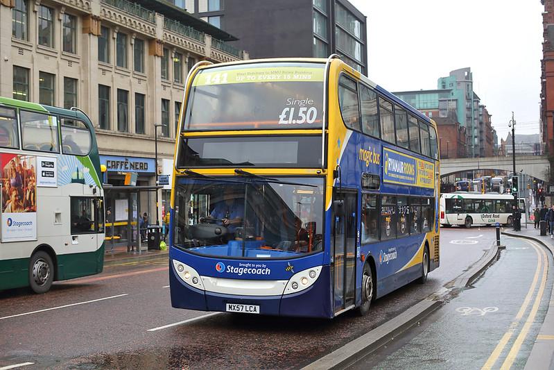 19179 MX57LCA, Manchester 19/2/2018
