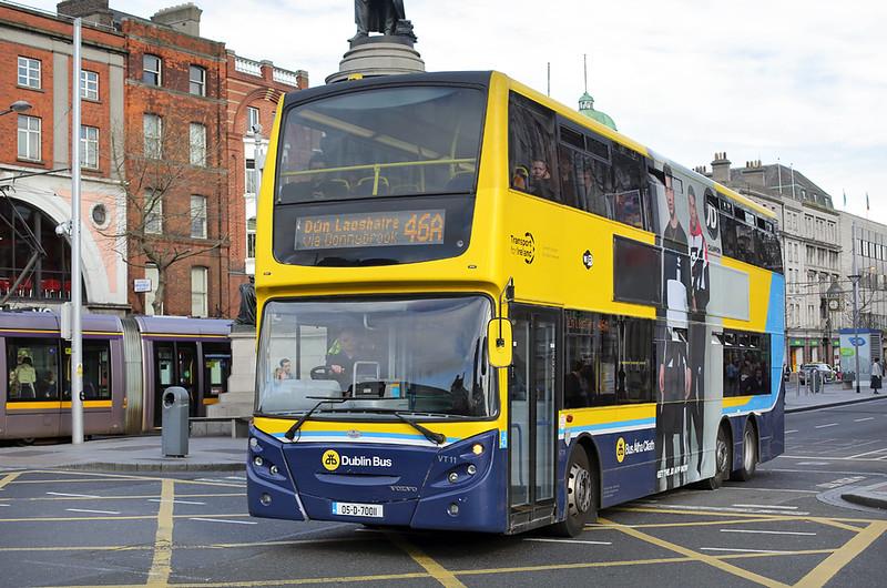 VT11 05-D-70011, Dublin 19/4/2018