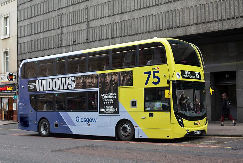 33218 SK68LXG, Glasgow 24/10/2018