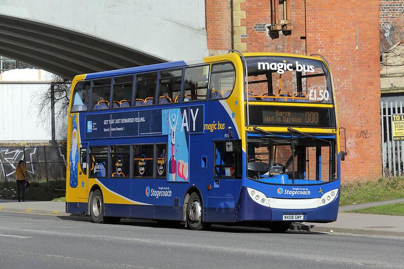 19248 MX08GMY, Manchester 26/2/2018