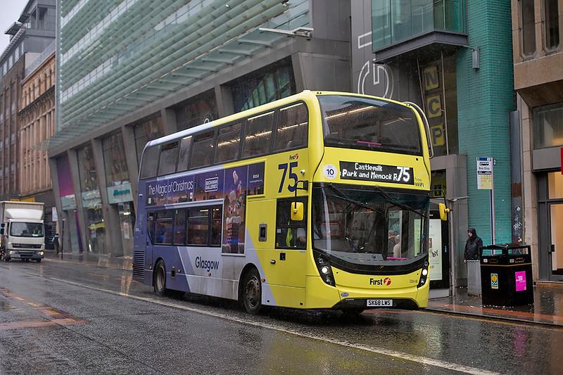 33204 SK68LWS, Glasgow 28/11/2018