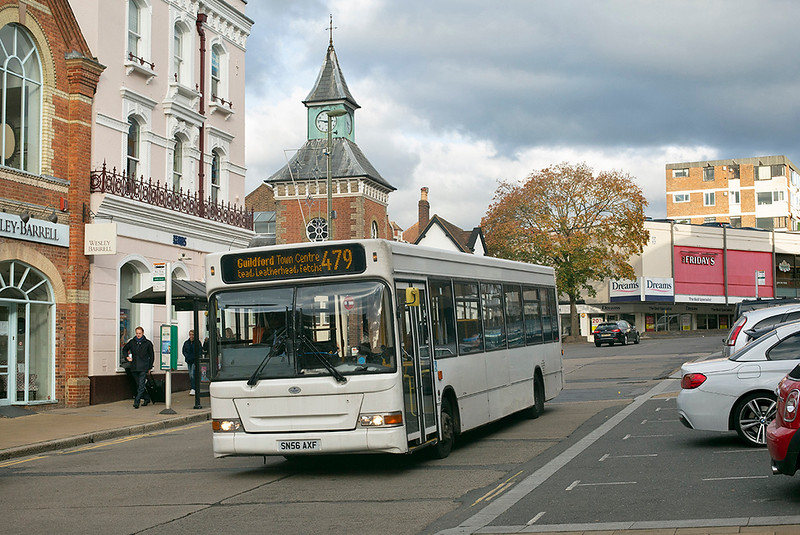 SN56AXF, Guildford 29/10/2018