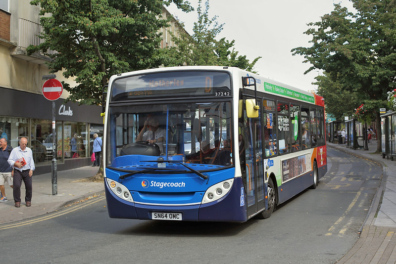 37242 SN64OMC, Cheltenham 30/8/2018