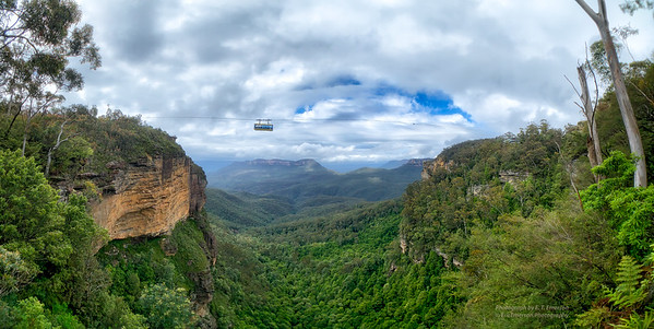 Blue Mountains NP, New South Wales