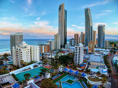 Surfer's Paradise, Gold Coast, Queensland