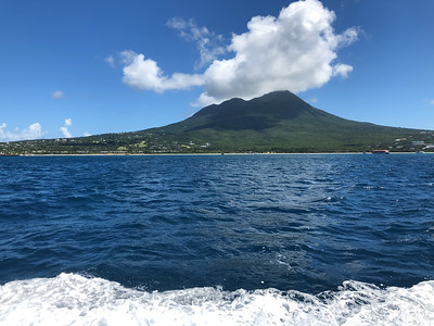 Heading back to St Kitts