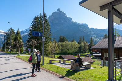 Kandersteg train station