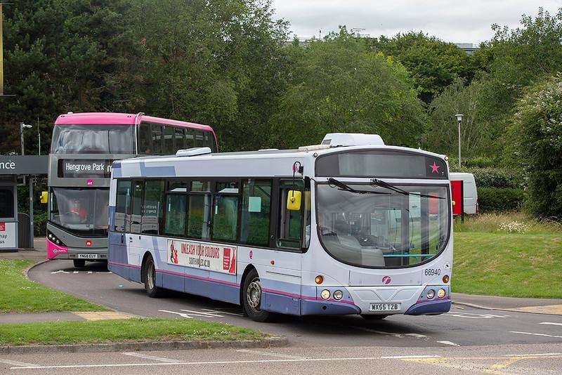 66940 WX55TZB, UWE Bristol 1/7/2019