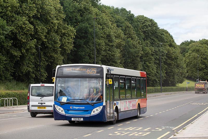 36383 VU11BUV, UWE Bristol 1/7/2019
