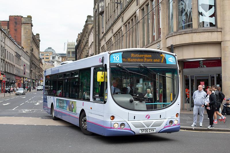 69071 SF06GYH, Glasgow 2/8/2019