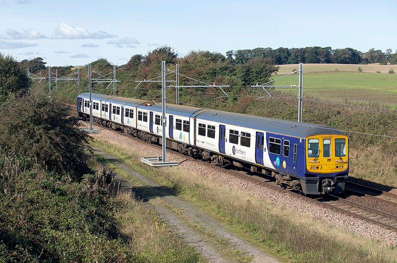 319380 Kirkham Tip 2/10/2019<br /> 2N65 1102 Hazel Grove-Blackpool North